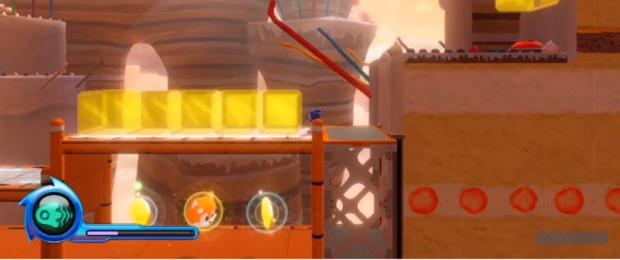 Yes, You Can Collect Gold Medals & Tails' Head In Sonic Colors Ultimate