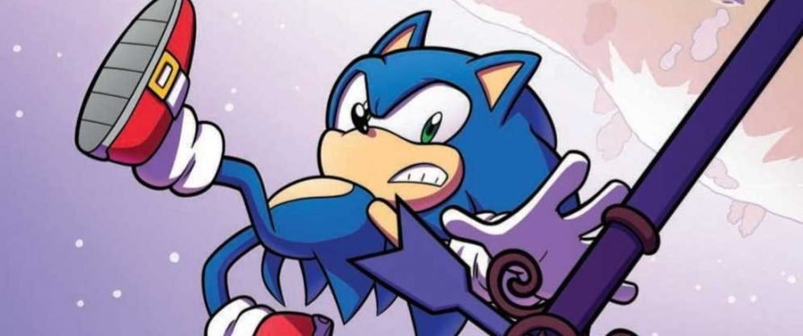 Preview Released for IDW Sonic the Hedgehog #39