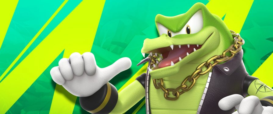 Vector the Crocodile Takes the Case in Sonic Dash 2