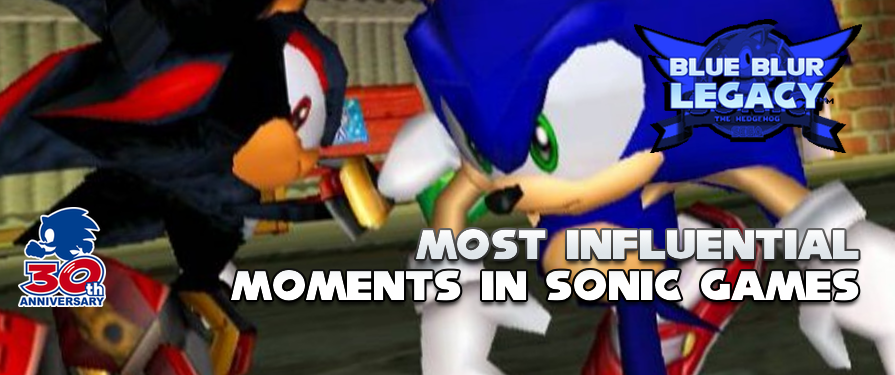 Most Influential Moments in Sonic Games