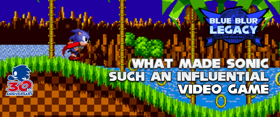 What Made Sonic the Hedgehog Such An Influential Video Game