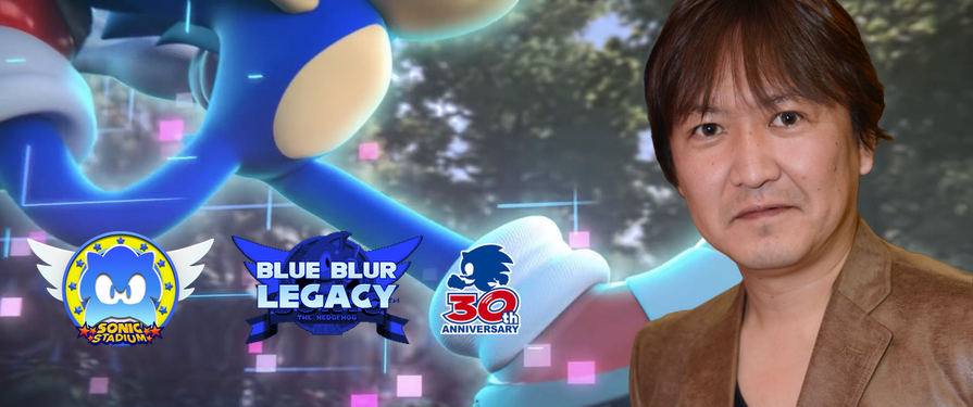 Exclusive: Takashi Iizuka Hopes 2022 Sonic Game Will Lay Foundation For Future Titles
