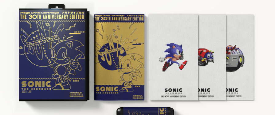 Meet the 30th Anniversary Edition of Sonic the Hedgehog on Mega Drive That Almost Happened
