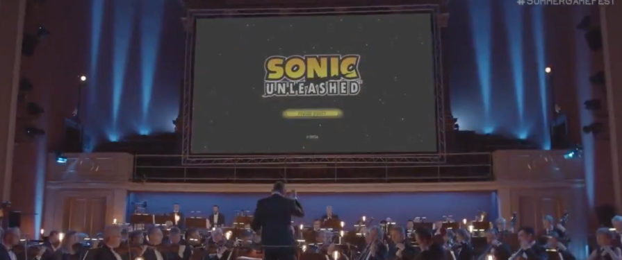 Sonic Unleashed Orchestral Music Forms This Preview of The Sonic 30th Anniversary Concert