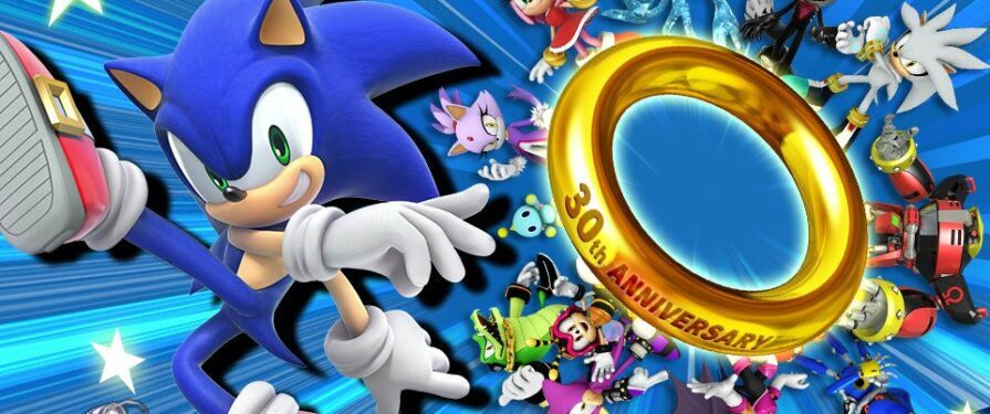 Sonic 30th Anniversary Spirit Event coming to Super Smash Bros. Ultimate