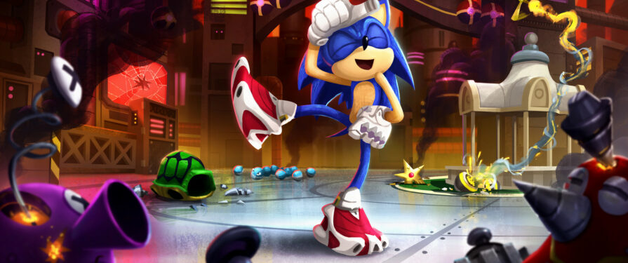 Concept art shows first images from Sonic Prime