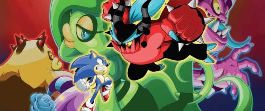 Preview Released for IDW Sonic the Hedgehog #41