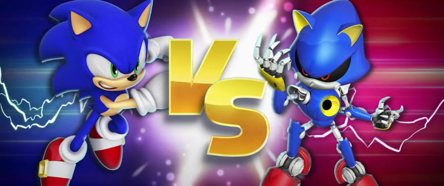 Race Against Metal Sonic With Customised Gear in Sonic Colours Ultimate