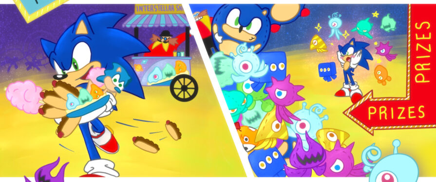 Sonic Colours Ultimate Switch eShop Pre-Orders Now Open