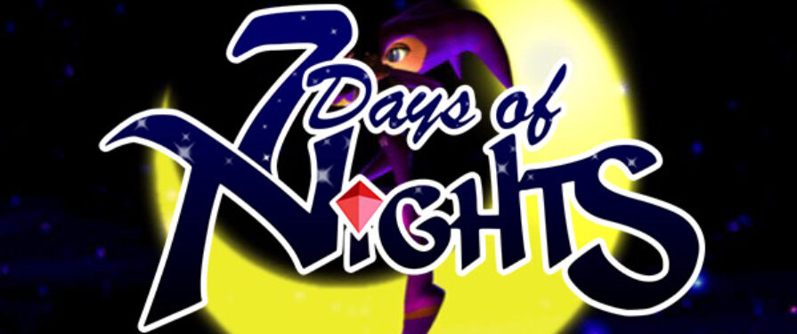 7 Days of NiGHTS: NiGHTS Turns 25 Today, and We're Celebrating All Week!