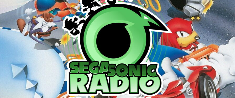 ★ SegaSonic Radio ★ Ep. 4: Fly High with Grace and Pride