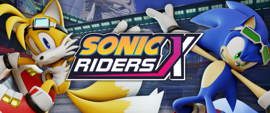 SAGE 2021: Sonic Riders X Hands-On
