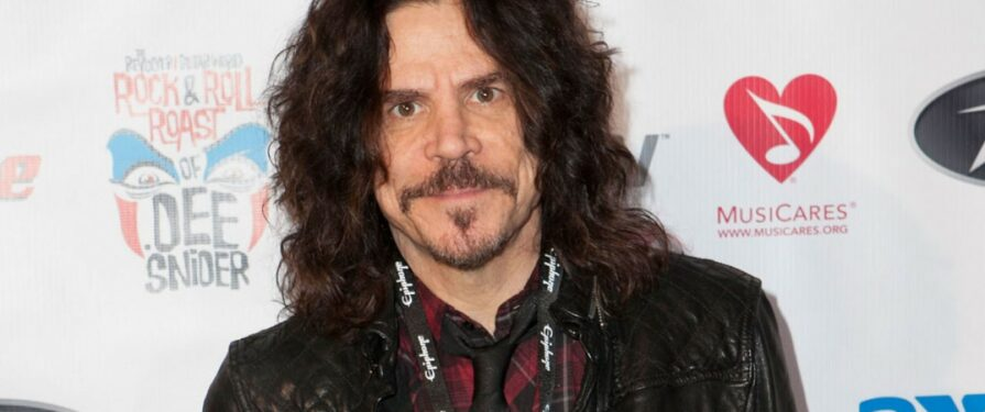 """Tony Harnell Himself Says He """"May"""" Be Working On A New Sonic Song"""