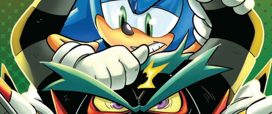 Full Preview Released for IDW Sonic the Hedgehog #43