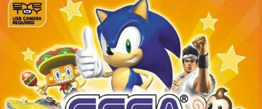 SEGA Superstars Character Models Have Been Extracted After 17 Years