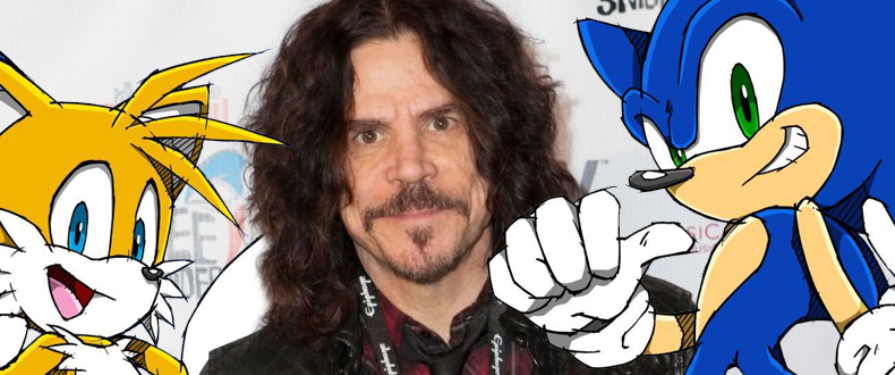 """Tony Harnell Performing """"Fly With Me"""" for Sonic & Tails R"""