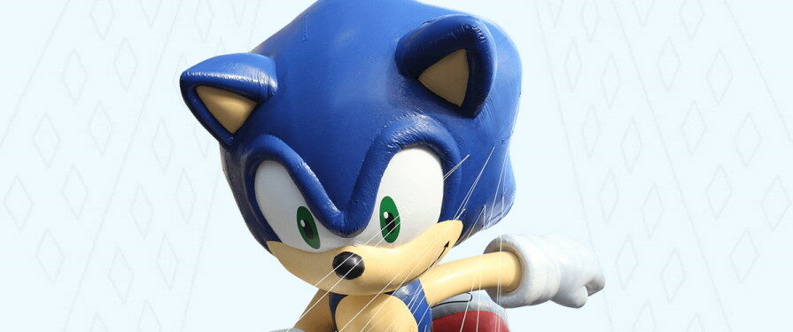 Sonic Balloon Officially Confirmed for Macy's Parade